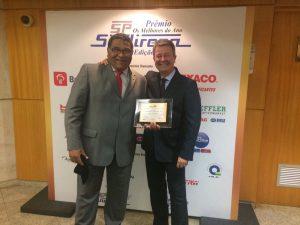 premio sindirepa 300x225 - SOMOS OURO EM PREMIAÇÃO DO SINDIREPA-SP!!!