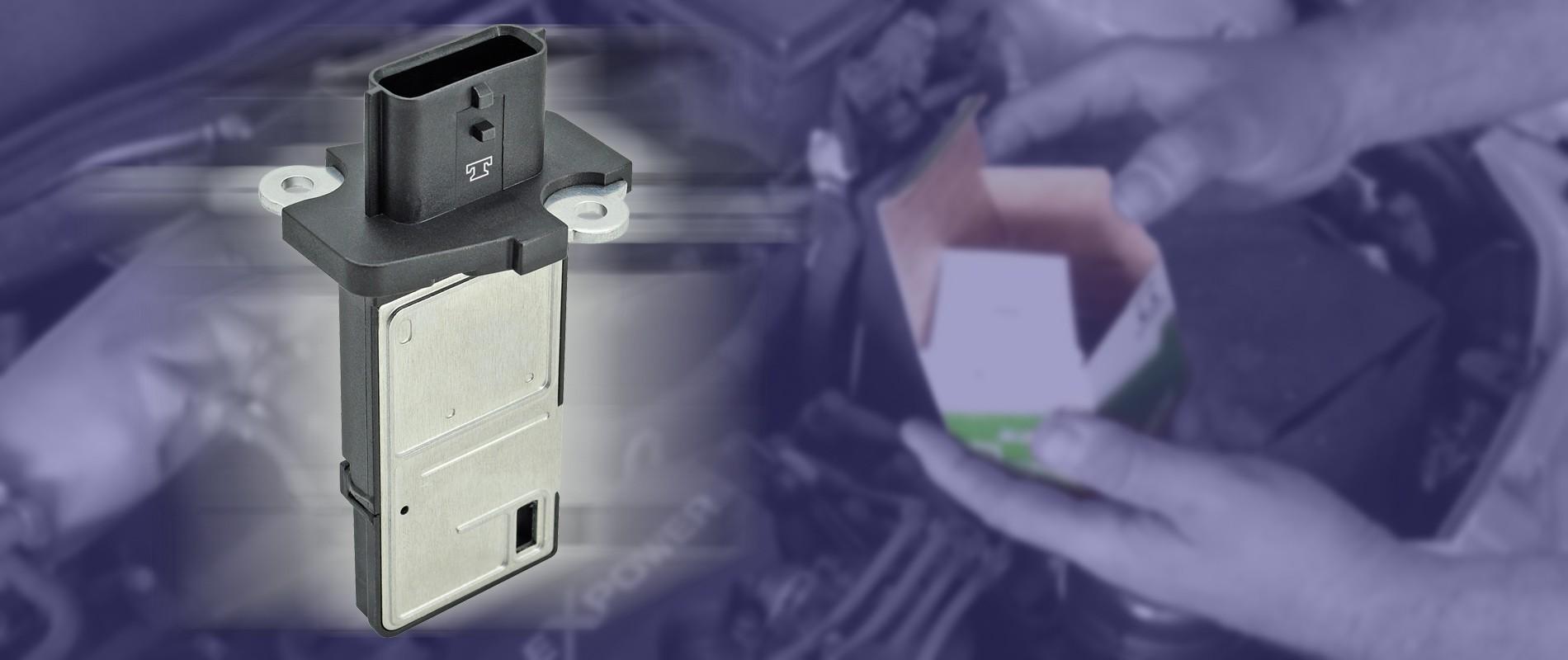 Sensor MAF Medidor de Fluxo de Ar 71071