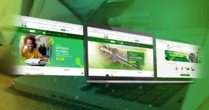 novos sites