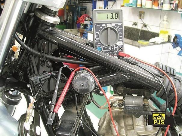 Moto Servicos Sonda Lambda 71