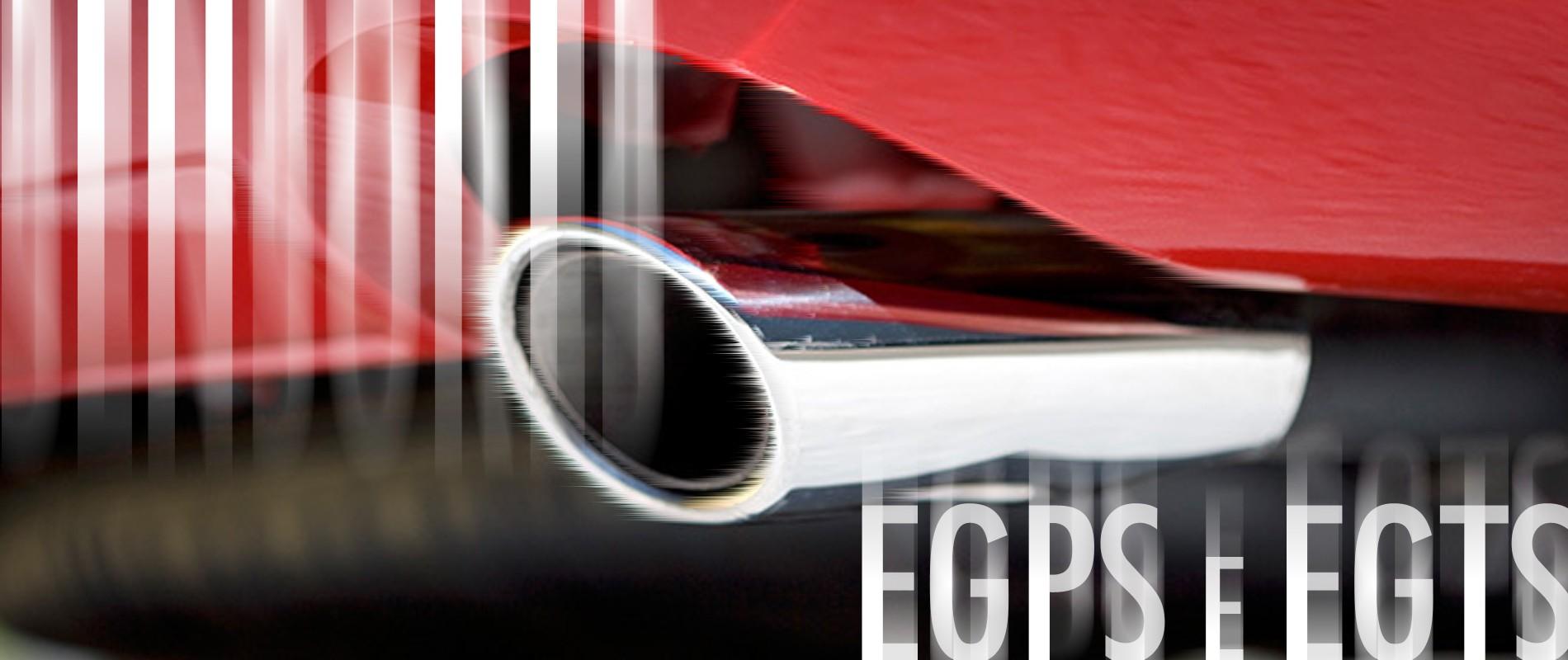 Sensores EGTS e EGPS