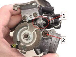 sensor moto